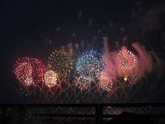 茨城県、笠間焼と利根川大花火