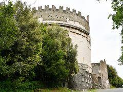 ローマ再訪~古代ローマ遺跡三昧の旅 【6】アッピア街道~起点から4km、埃っぽいアッピア街道を歩く (2019/5/2)