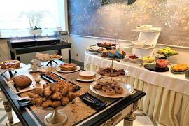 魅惑のシチリア×プーリア♪ Vol.4 ☆ナポリ:「グランド・ホテル・サンタ・ルチア」リニューアル朝食♪