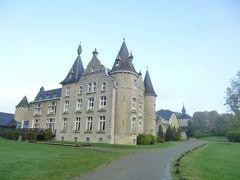 """2013年秋のドイツ(ベルギー編)14:""""ルネサンスの宝石""""と讃えられる古城の部屋でひたすら寝て、汗をかく。"""