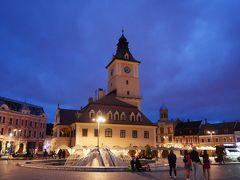 2019GW ブルガリア・ルーマニア その12 夕方のブラショフ散策とドラキュラの城ブラン城観光