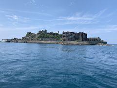 やっと行けました!【長崎】1泊2日…② 稲佐山と軍艦島と博多も少し☆。.:*・゜