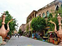 【中国・シルクロード/6】カシュガルへ絶景フライト!西の果てのエキゾチックな人と町を満喫する!