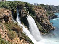 トルコのエーゲ海のリゾート地 アンタルヤ (デューデンの滝など)