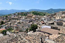 魅惑のシチリア×プーリア♪ Vol.14 ☆イタリア美しき村「アルトモンテ」:大聖堂前から素晴らしいパノラマ♪