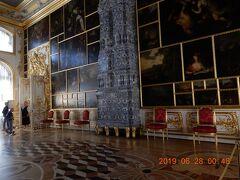 「宮殿」{世界遺産} エカテリーナ宮殿(内部) Ⅴ サンクトペテルブルク