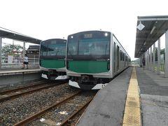 青春18きっぷで栃木へ。烏山線の蓄電池電車と日光線の「いろは」
