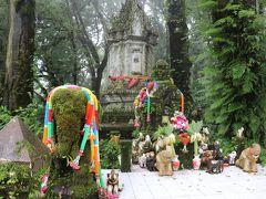 チェンマイからタイ最高峰ドイ インタノン