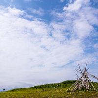 初夏の道東・釧路阿寒サロマ湖_4.サロマ湖・ワッカ原生花園