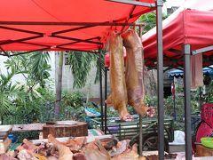 チェンマイで イスラムマーケット