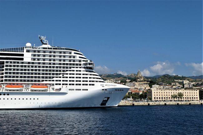 魅惑のシチリア×プーリア♪ Vol.32 ☆メッシーナ:美しい港町や豪華客船♪