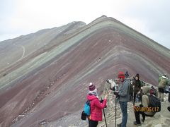 レインボーマウンテン登山5100m高地と高山病対応