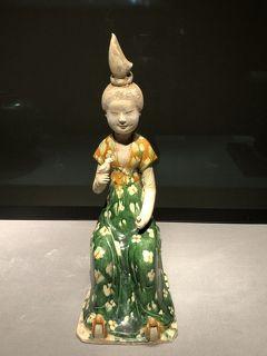 土曜午後からの東京国立博物館