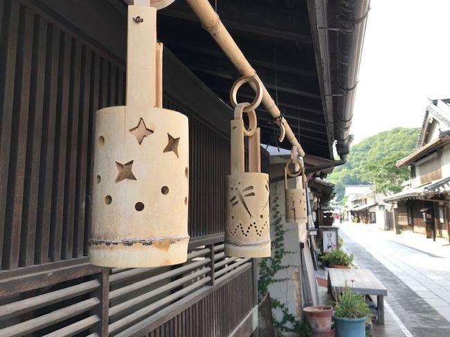 【広島】おっさん女子2人でCMロケ地を巡ってきた【竹原町並み保存地区篇】