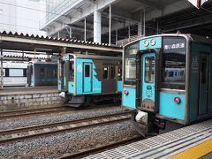 2019.07 夏の青森!(8)青い森鉄道線で青森県縦断、八戸駅へ