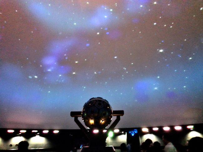 コニタミノルタで天空のプラネタリウム
