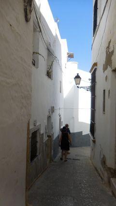 アンダルシアの春祭りから銀の道、そして巡礼の道を歩く 6 3日目② アンダルシアの白い村 アルコス・デ・ラ・フロンテーラ