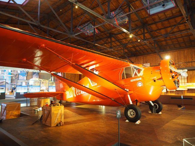 2019.07 夏の青森!(12)青森県立三沢航空科学館を見学しよう。