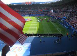リタイア68歳初パリ一人旅�(12日目バスチーユ/女子サッカーワールドカップ)