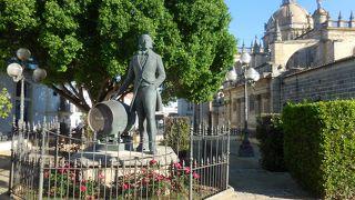 アンダルシアの春祭りから銀の道、そして巡礼の道を歩く 7 4日目① ヘレス・デ・ラ・フロンテーラ 街歩き