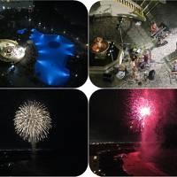 沖縄・令和最初の夏(13)ホテル日航アリビラ開業25周年記念イベントの夜