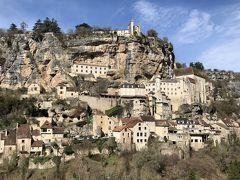 2019年3月 南西フランスに行って来ました。Part.2.カオール・ロカマドール・サンシルラポピー日帰りツアー