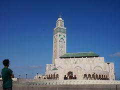 モロッコのメディナで迷える子羊になる (6) 漁港からビーチまでを歩く