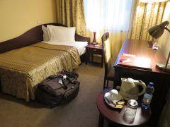 2019年ベラルーシとモスクワ旅行(2)ホテルと朝食編:ベラルーシの首都の名をもつミンスク・ホテルはさすが四つ星