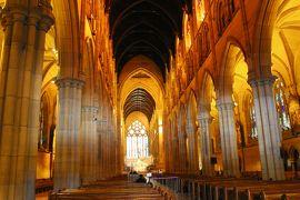 初めての南半球 フィジー&オーストラリア  セントメアリー大聖堂
