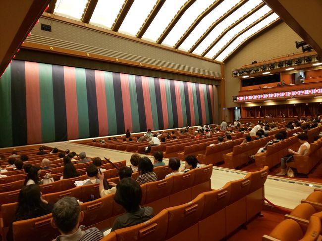 青森発着の東京観劇ツアー。歌舞伎座で海老蔵さんの宙乗りを観て、新橋演舞場で藤山直美さんの喜劇を観て、帝国ホテルに2泊するという贅沢なツアーでした。