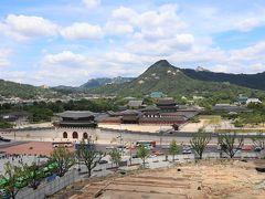 あおばのソウル旅日記③ ソウルの宮殿と北村街歩き
