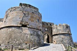 魅惑のシチリア×プーリア♪ Vol.40 ☆ミラッツォ城:広大な城壁内から古城へ白昼夢♪