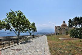 魅惑のシチリア×プーリア♪ Vol.43 ☆ミラッツォ城からミラッツォ新市街のレストランへ♪