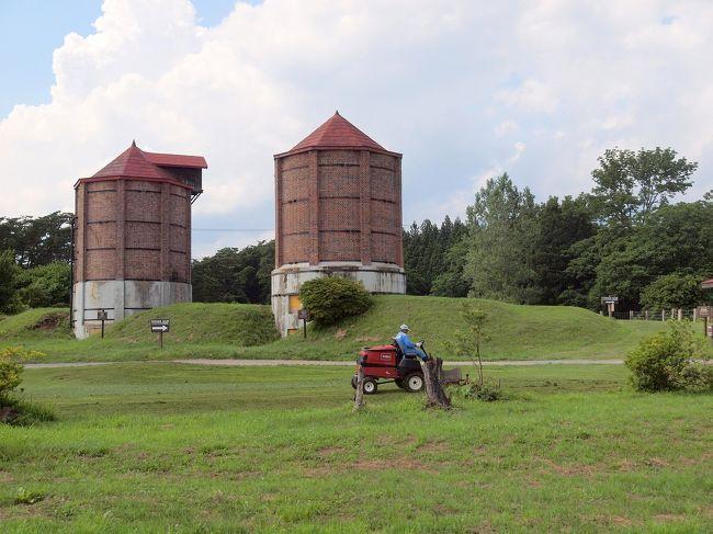 盛岡観光を終え、車で小岩井農場に向かいます。<br /><br />広々とした農場でたくさんの人が訪れていました。<br /><br />山麓館農場レストランでいただいた「ハロウミチーズのステーキ」がとてもおいしかったです!<br /><br /><br />宿泊先は「休暇村 岩手網張温泉」です。<br /><br />白く濁った温泉でゆっくりし、おいしい食事をお腹いっぱい食べてきました。