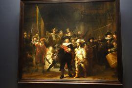 6月のベルキー・オランダひとり旅7泊9日⑩ アムステルダム国立美術館RUKS サイゴン料理 5日目 午後