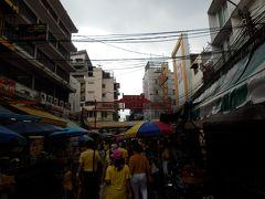 なんちゃってバックパッカーひとり旅 in Prathet Thai クルンテープ編④