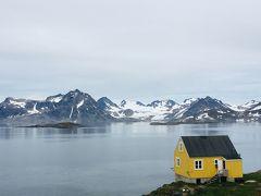 女ひとり6泊8日北欧+グリーンランド【3】日帰りグリンラッド