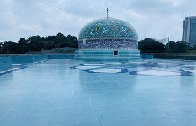 初めてのマレーシアは友人を訪ねての一人旅②☆。.:*・モスクに心奪われる♡