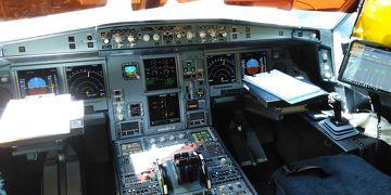 2019 ハワイ夏休み 飛行機関係編(A330-200操縦席搭乗経験&訓練中のF22ラプター間近)