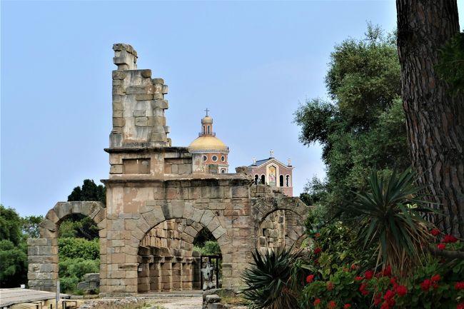 魅惑のシチリア×プーリア♪ Vol.50 ☆ティンダリの古代ギリシア遺跡:よみがえる古代都市♪