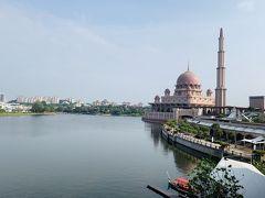 【初めてのマレーシア】一人旅③プトラジャヤ☆。.:*・ピンクモスクに心奪われる♡