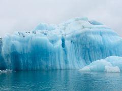 女ひとり6泊8日北欧+グリーンランド【4】アイスランド南部600km・15hsの日帰り氷河ツアー