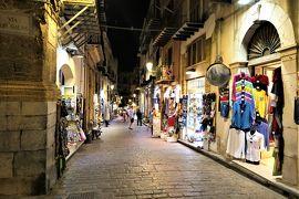 魅惑のシチリア×プーリア♪ Vol.54 ☆チェファルー:夜景の美しい旧市街や大聖堂♪