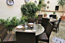 魅惑のシチリア×プーリア♪ Vol.56 ☆チェファルー:「ホテル・ラ・プルメリア」素敵な朝食♪