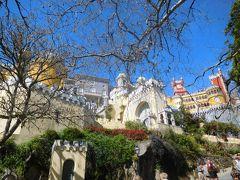 ポルトガル・スペイン2019春旅行記 【5】シントラ2(ペーナ宮殿2)