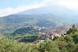 魅惑のシチリア×プーリア♪ Vol.57 ☆チェファルーからコッレザーノへ:美しい遠景♪