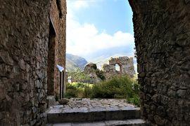 魅惑のシチリア×プーリア♪ Vol.61 ☆コッレザーノ:哀愁の廃墟コッレザーノ城♪