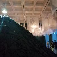 テレ朝六本木夏祭り〜国立新美術館でボルタンスキー展〜4トラベルOFF会!テレビ朝日の六本木ヒルズ界隈は大混雑でした。