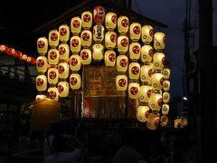 京都祇園祭 前祭の宵山!2019年