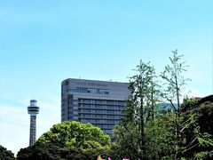 2019年4月の横浜旅行2 ホテル、ニューグランド泊